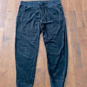 Velour Fashion Nova Track Pants